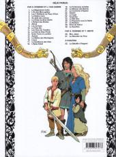 Verso de Thorgal -1e10- La Magicienne trahie