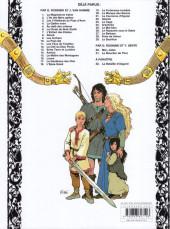 Verso de Thorgal -10d10- Le Pays Qâ