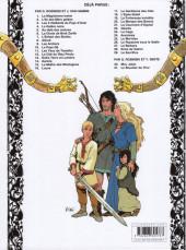 Verso de Thorgal -11c09- Les Yeux de Tanatloc