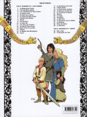 Verso de Thorgal -12d09- La Cité du Dieu perdu