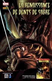 Verso de Ultimate Universe (Hors Série) -3- Wolverine : Héritages