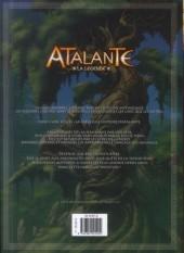 Verso de Atalante - La Légende -INT1- Intégrale 1