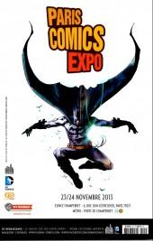 Verso de Batman Saga -HS03- Batman Incorporated