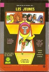 Verso de Power Man -Rec01- Deux aventures de Power Man (n°1 et n°02)
