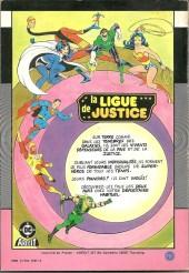 Verso de Power Man -Rec02- Deux aventures de Power Man (n°3 et n°4)