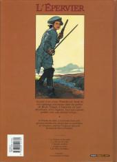 Verso de L'Épervier (Pellerin) -2a2003- Le Rocher du crâne