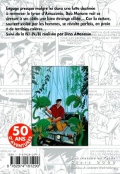 Verso de Bob Morane 6 (Ananké/Miklo) -5Poch- La Terreur verte