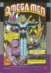 Verso de Les défenseurs (1re série - Arédit - Artima Color Marvel Super Star) -Rec04- Album N°4 (n°8 et n°9)