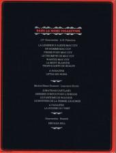 Verso de Mac Coy -7- Trafiquants de scalps