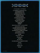 Verso de Mac Coy -11- Camerone