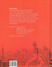 Verso de Red Ketchup (La Pastèque) -6- L'Oiseau aux sept surfaces