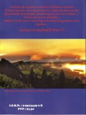 Verso de Blake et Mortimer (Divers) -7HS- Les Enigmes de l'Atlantide