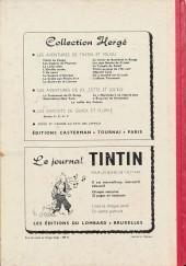 Verso de (Recueil) Tintin (Album du journal - Édition belge) -32- Tome 32