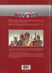 Verso de Missouri -3- Quatre-lunes