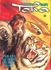 Verso de Tora - Les Tigres Volants -23- Arme ultra secrète - le lâche