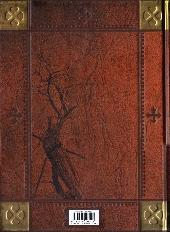 Verso de Les tours de Bois-Maury -INTNB- Les Tours de Bois-Maury