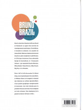 Verso de Bruno Brazil -INT2- Intégrale 2