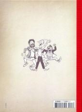 Verso de Les pieds Nickelés - La collection (Hachette) -9- Les Pieds Nickelés filoutent