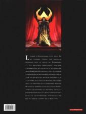 Verso de Chroniques de la Lune Noire -HS- L'empire de la négation
