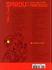 Verso de Spirou et Fantasio - La collection (Cobra) -42- La frousse aux trousses