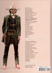 Verso de Blueberry - La collection (Hachette) -1214- Le Spectre aux balles d'or