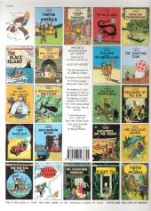 Verso de Tintin (The Adventures of) -1- The Adventures of Tintin Reporter for