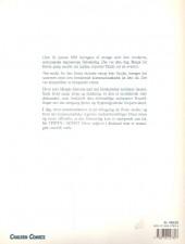 Verso de Tintin (en langues étrangères) -1Danois- Tintin i Sovjet - Originalversionen fra