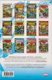 Verso de Fantastic Four (L'intégrale) -11- Fantastic Four : L'intégrale 1972