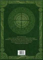 Verso de Les forêts d'Opale -3a- La cicatrice verte