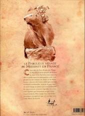 Verso de Les fabuleux voyages de Meegritt -2- France, féérie des cimes