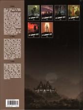 Verso de Le grand jeu -5a- Le roi dragon