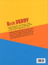 Verso de Rock Derby -INT- L'intégrale