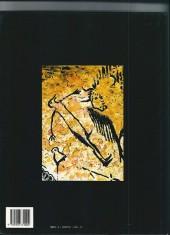 Verso de Le secret des bois de Lascaux - Tome 1