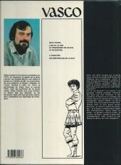 Verso de Vasco -1a1985- L'or et le fer