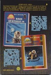 Verso de Sidéral (3e série - Arédit - Comics Pocket) -7- Substance