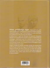 Verso de Les chemins de Malefosse -7c2009- La Vierge