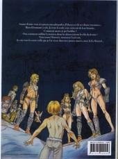 Verso de Les royaumes d'Alsacya -1- L'oracle de la druidesse