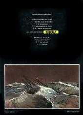 Verso de Les passagers du vent -1c1982- La fille sous la dunette