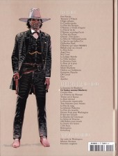 Verso de Blueberry - La collection (Hachette) -3109- Un Yankee nommé Blueberry