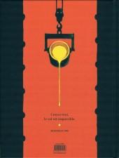 Verso de La colère de Fantômas -2- Tout l'or de Paris