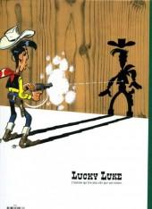 Verso de Lucky Luke -32f09- La diligence