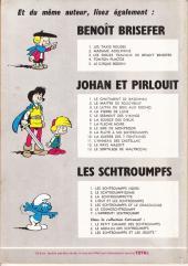 Verso de Les schtroumpfs -Total1- Schtroumpfonie en ut
