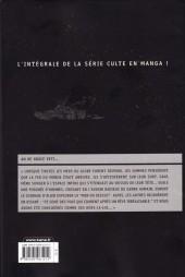 Verso de Capitaine Albator - Le pirate de l'espace -INT- L'Intégrale