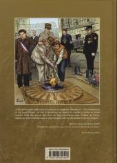 Verso de Des Monuments et des Hommes - L'Arc de triomphe, flamme de la Nation