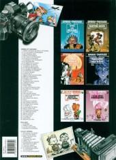 Verso de Spirou et Fantasio -45a2004- Luna fatale