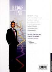 Verso de Hedge Fund -1- Des hommes d'argent