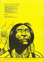 Verso de Sitting Bull (Jijé) -1- Sitting bull