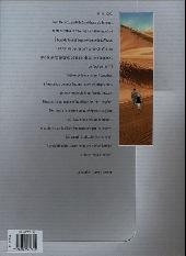 Verso de L'aéropostale - Des pilotes de légende -2- Mermoz