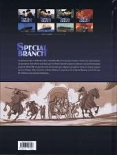 Verso de Special Branch -4- Londres rouge
