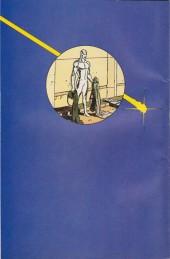 Verso de (AS) Comics -2134- Le Surfer d'argent - Parabole 2/2